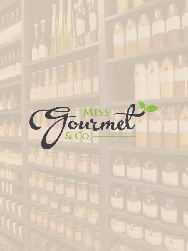 Miss Gourmet logo