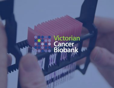 Victorian Cancer Biobank logo