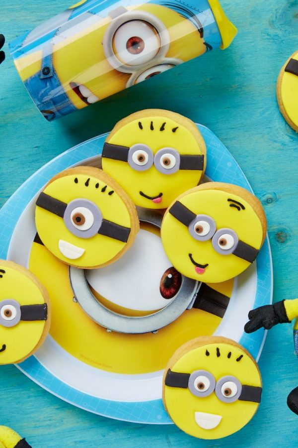 product_Minion_Design_Cookies