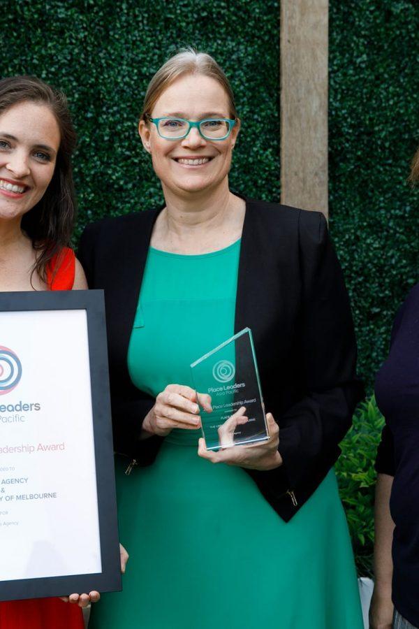 Place Agency Global Award